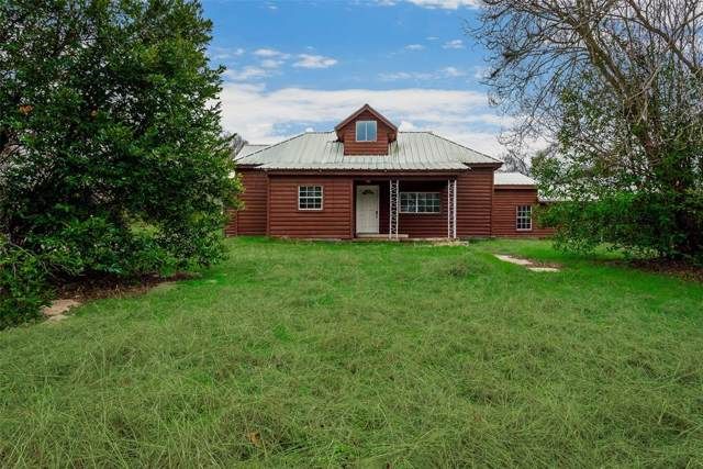 7142 Fm 1615, Athens, TX 75752 (MLS #14256465) :: The Good Home Team