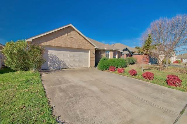 337 Leisure Lane, Waxahachie, TX 75165 (MLS #14256469) :: All Cities Realty