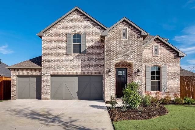 10418 Wintergreen Drive, Frisco, TX 75035 (MLS #14256485) :: The Kimberly Davis Group