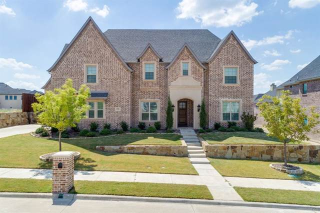 1341 Buckskin Trail, Prosper, TX 75078 (MLS #14256509) :: RE/MAX Landmark