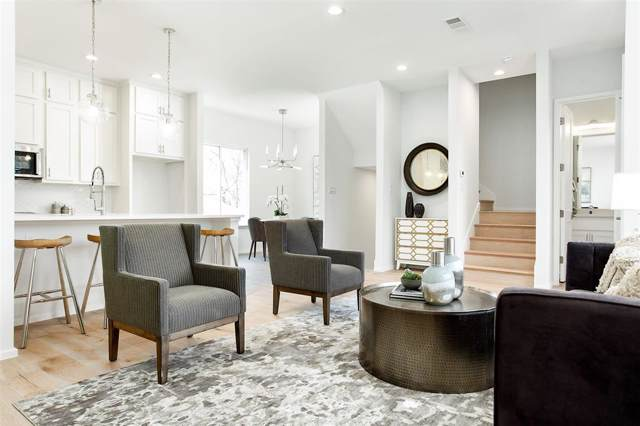 5923 Hudson Street #102, Dallas, TX 75206 (MLS #14256535) :: The Hornburg Real Estate Group