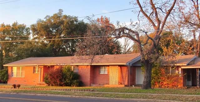 801 Main Street, Teague, TX 75860 (MLS #14256536) :: RE/MAX Landmark