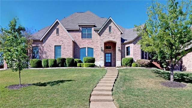 3312 Windcrest Court, Highland Village, TX 75077 (MLS #14256546) :: Baldree Home Team