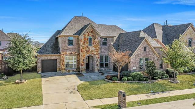 661 Featherstone Drive, Rockwall, TX 75087 (MLS #14256572) :: Maegan Brest   Keller Williams Realty