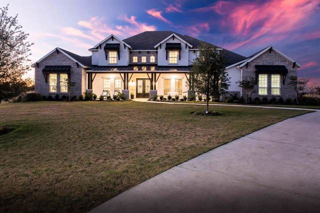 329 Palo Duro Drive, Fairview, TX 75069 (MLS #14256582) :: RE/MAX Town & Country
