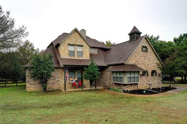 2791 Britt Drive, Argyle, TX 76226 (MLS #14256620) :: The Real Estate Station