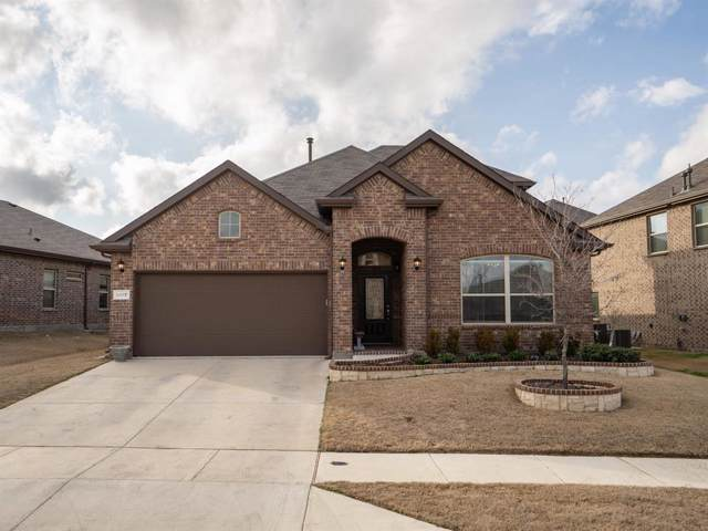 9117 Bronze Meadow Drive, Fort Worth, TX 76131 (MLS #14256625) :: The Kimberly Davis Group