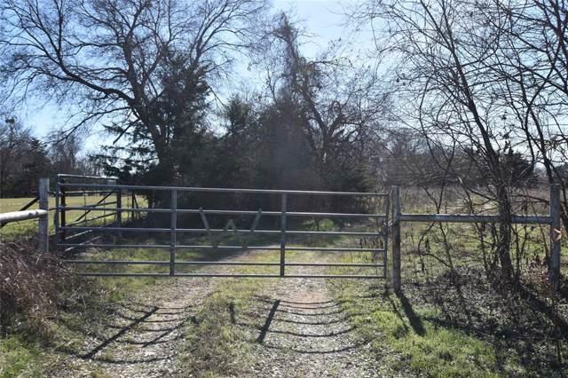 0000 Sw Cr 4180 Road SW, Purdon, TX 76679 (MLS #14256634) :: The Chad Smith Team