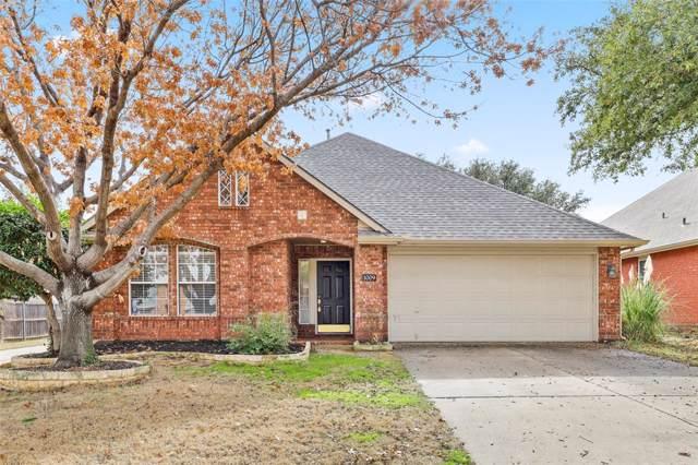 1009 Sugarberry Lane, Flower Mound, TX 75028 (MLS #14256653) :: Real Estate By Design