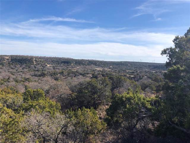 TBD #2 Cr 272, Abilene, TX 79562 (MLS #14256741) :: Real Estate By Design