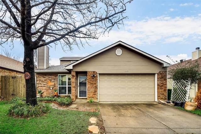 1452 Thistlewood Lane, Grapevine, TX 76051 (MLS #14256743) :: Frankie Arthur Real Estate