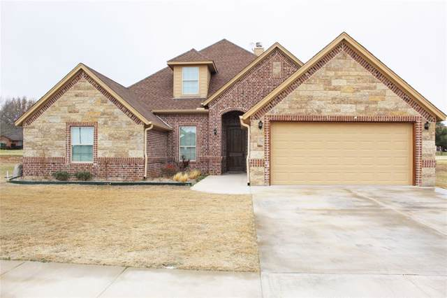 139 Crenshaw Court, Stephenville, TX 76401 (MLS #14256749) :: Real Estate By Design