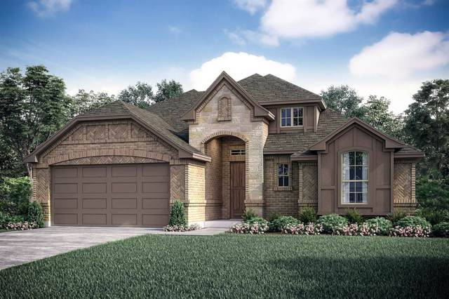 1804 Pedernales Street, Burleson, TX 76028 (MLS #14256751) :: Hargrove Realty Group