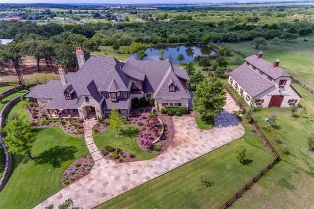 639 Woods Drive, Argyle, TX 76226 (MLS #14256758) :: The Mauelshagen Group
