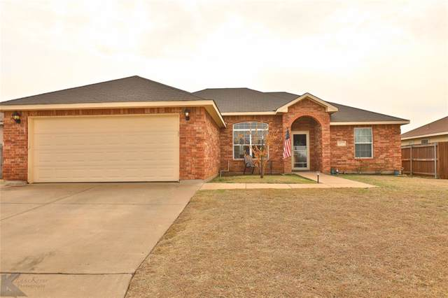 6117 Duchess Avenue, Abilene, TX 79606 (MLS #14256778) :: The Chad Smith Team