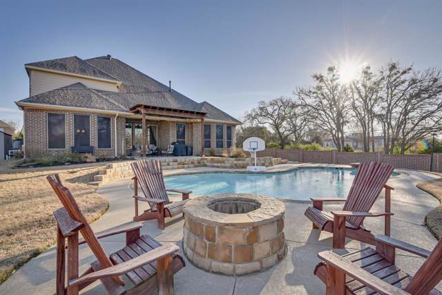501 Pine Island Circle, Mansfield, TX 76063 (MLS #14256792) :: The Real Estate Station