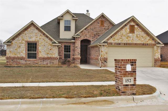 152 Crenshaw Court, Stephenville, TX 76401 (MLS #14256799) :: Real Estate By Design