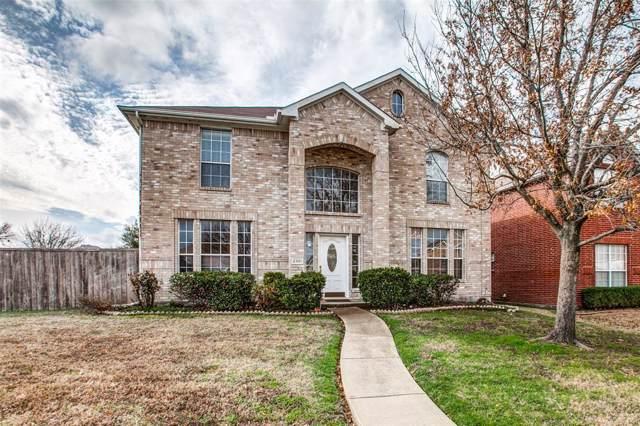 2301 Granbury Drive, Mesquite, TX 75150 (MLS #14256838) :: Potts Realty Group