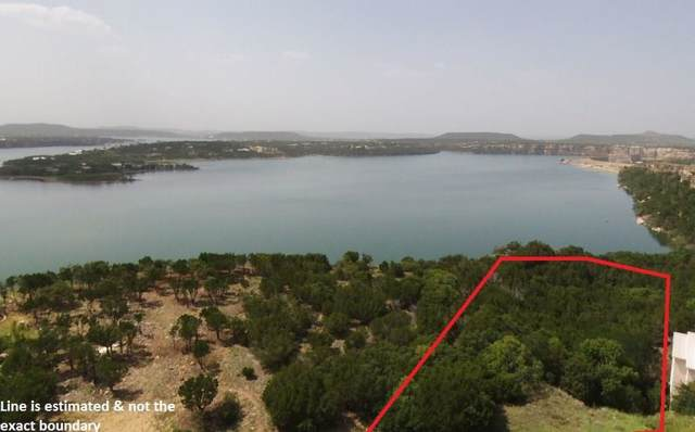 Lot145 Bay Hill Drive, Possum Kingdom Lake, TX 76449 (MLS #14256937) :: Century 21 Judge Fite Company
