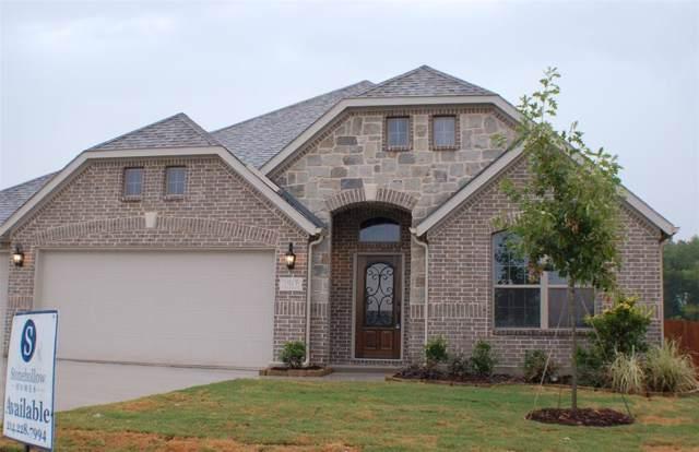 113 Thompson Drive, Van Alstyne, TX 75495 (MLS #14256939) :: Team Tiller