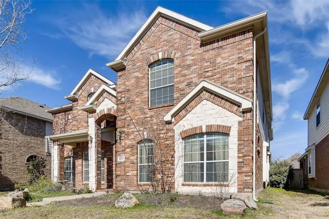 1623 Mammoth Drive, Allen, TX 75002 (MLS #14257006) :: Trinity Premier Properties