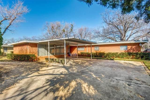 1821 E Belt Line Road, Carrollton, TX 75006 (MLS #14257017) :: Hargrove Realty Group