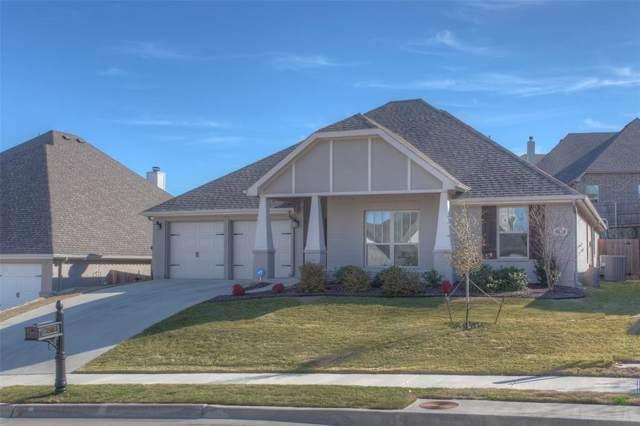 9025 Inwood Street, Benbrook, TX 76126 (MLS #14257029) :: Potts Realty Group