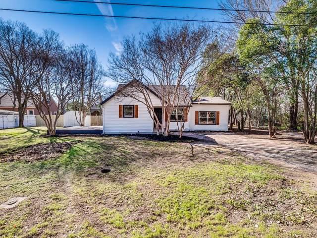 212 Penn Street, Waxahachie, TX 75165 (MLS #14257037) :: All Cities Realty