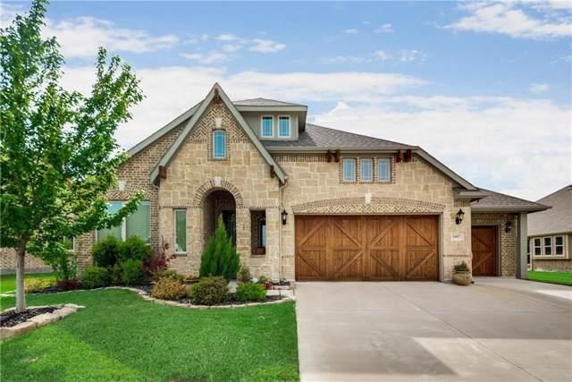 1007 Walford Drive, Forney, TX 75126 (MLS #14257046) :: RE/MAX Landmark