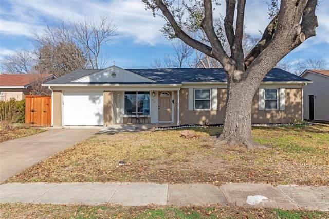 714 Blueberry Lane, Grand Prairie, TX 75052 (MLS #14257085) :: Ann Carr Real Estate