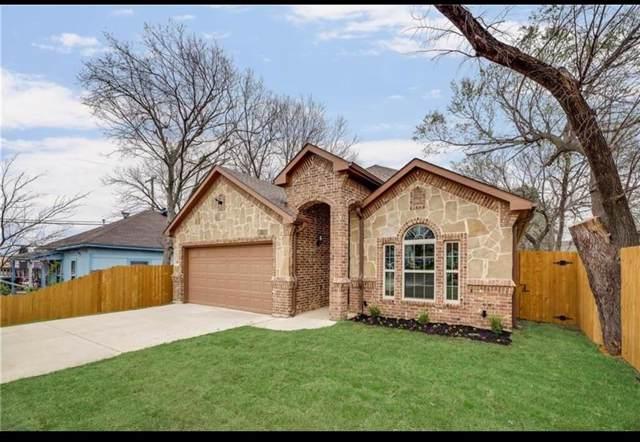 1105 Fort Worth Street, Grand Prairie, TX 75050 (MLS #14257141) :: NewHomePrograms.com LLC