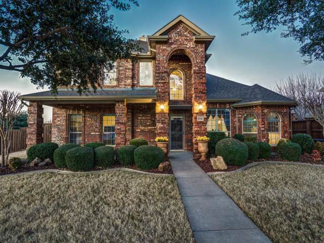 3702 Voltaire Drive, Frisco, TX 75033 (MLS #14257154) :: RE/MAX Town & Country