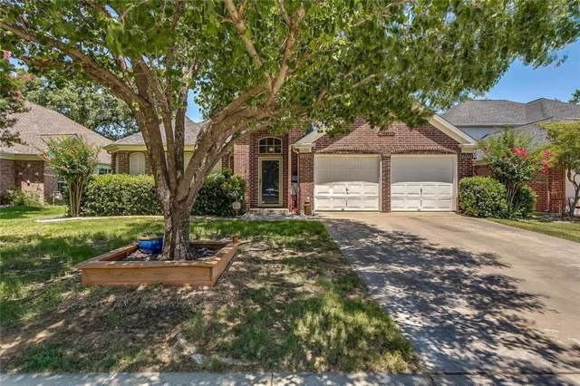 625 Oakbrook Drive, Burleson, TX 76028 (MLS #14257162) :: The Mitchell Group