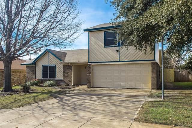 516 Roberts Drive, Saginaw, TX 76179 (MLS #14257163) :: Team Hodnett