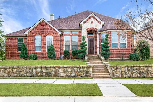 2116 Lancer Lane, Lewisville, TX 75056 (MLS #14257166) :: The Kimberly Davis Group