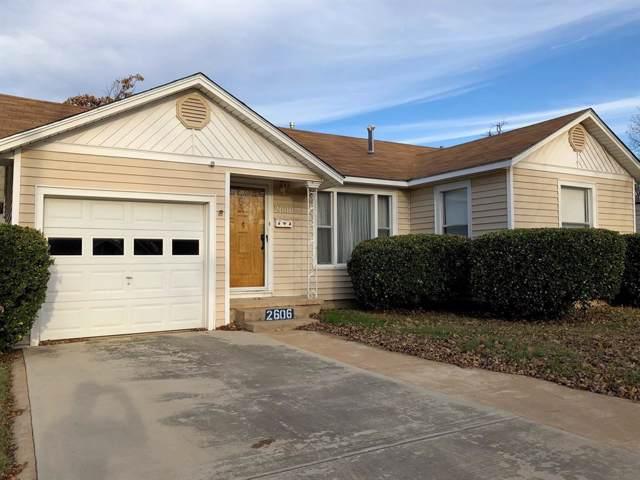 2606 1st Street, Brownwood, TX 76801 (MLS #14257177) :: The Mauelshagen Group