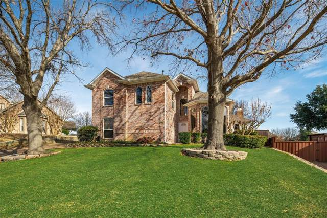 4813 N Meadow Ridge Circle, Mckinney, TX 75072 (MLS #14257190) :: NewHomePrograms.com LLC