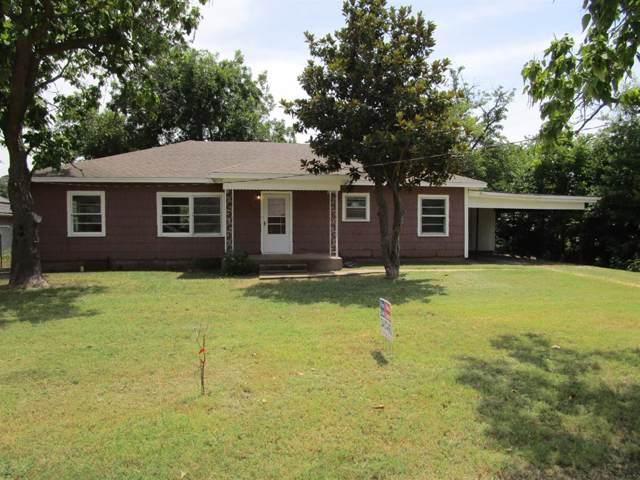 1023 W Hamilton Street, Olney, TX 76374 (MLS #14257203) :: Trinity Premier Properties