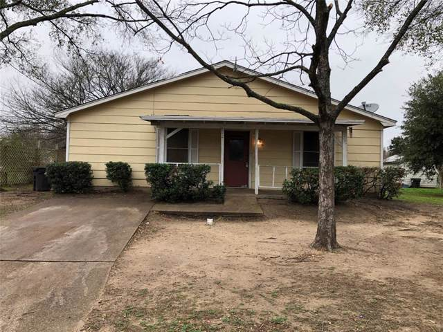 2616 W Sycamore Avenue, Corsicana, TX 75110 (MLS #14257248) :: Robbins Real Estate Group
