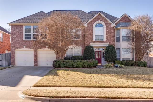 4220 Fair Oaks Drive, Grapevine, TX 76051 (MLS #14257277) :: EXIT Realty Elite
