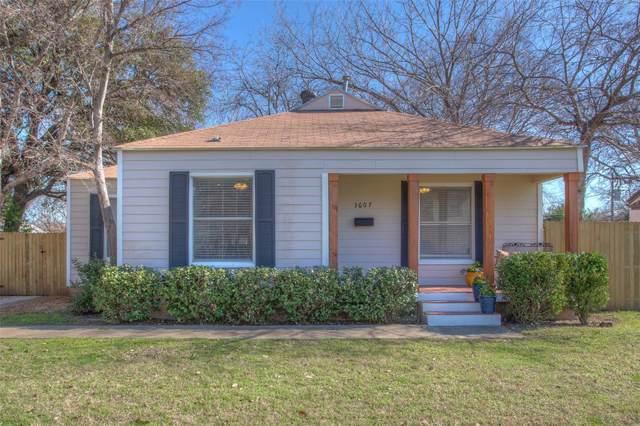 3607 Kell Street, Fort Worth, TX 76109 (MLS #14257282) :: Tenesha Lusk Realty Group