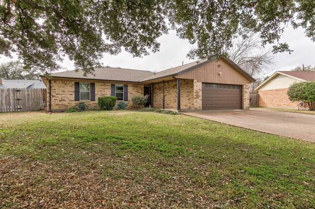 1004 Hyde Park Court, Cleburne, TX 76033 (MLS #14257297) :: Robbins Real Estate Group
