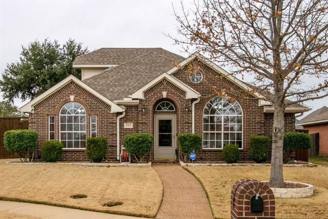 2212 Pinto Lane, Lewisville, TX 75067 (MLS #14257321) :: Hargrove Realty Group