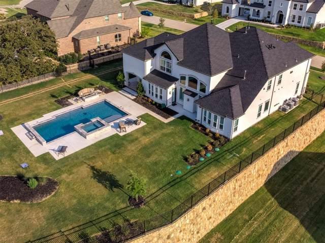 4808 Hughes Circle, Flower Mound, TX 75022 (MLS #14257324) :: Caine Premier Properties