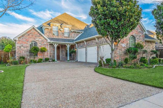 6452 Kiest Forest Drive, Frisco, TX 75035 (MLS #14257338) :: The Real Estate Station