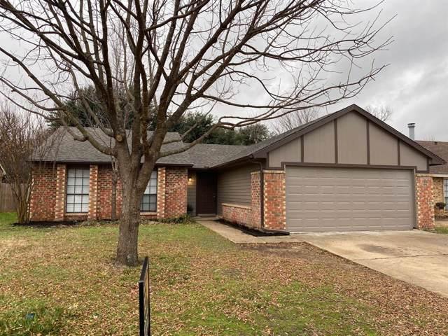 4724 Scots Briar Lane, Fort Worth, TX 76137 (MLS #14257350) :: Real Estate By Design