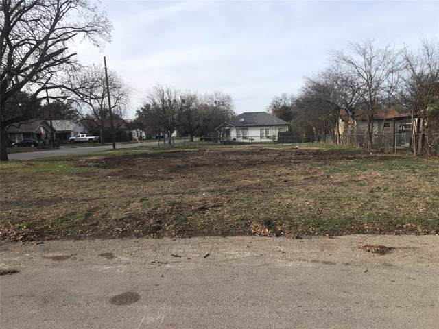 1716 Durham Avenue, Brownwood, TX 76801 (MLS #14257365) :: The Mauelshagen Group