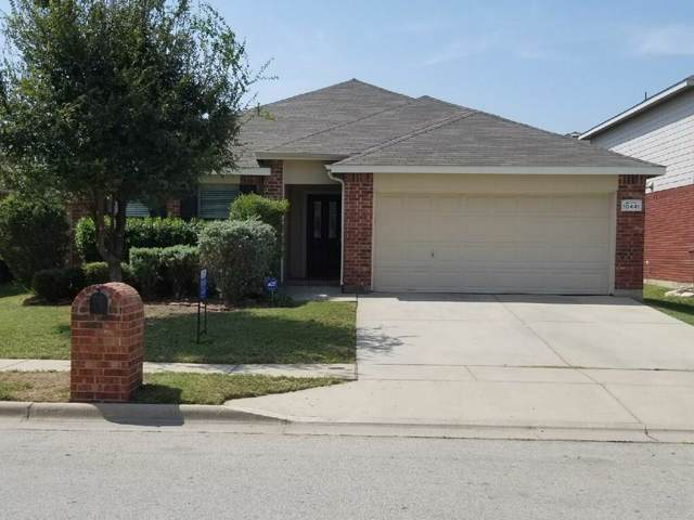 10441 Evening View Drive, Fort Worth, TX 76131 (MLS #14257383) :: Baldree Home Team