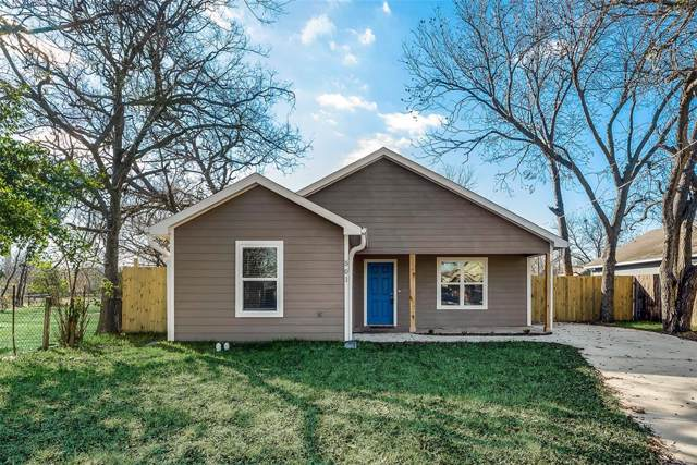 501 Mansfield Road, Cleburne, TX 76031 (MLS #14257390) :: Robbins Real Estate Group