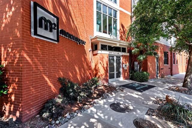 2950 Mckinney Avenue #210, Dallas, TX 75204 (MLS #14257391) :: Team Tiller